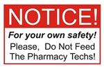 Notice / Pharmacy