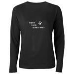 Black Greyhound T-shirts