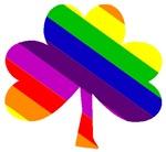 Rainbow Shamrock