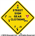 Street Sign Gear Clothing