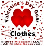 Valentine's Day Gear Clothes