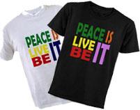 Peace Is, Live It, Be It