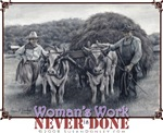 Teamwork: Woman's Work