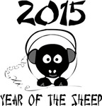 Funny Year of The Sheep 2015 T-Shirts