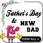 Personalized New Dad T-Shirts New Father T-Shirts