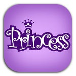 Princess - Purple
