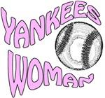 Yankees Woman