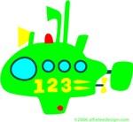 Wee Submarine!