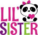 Panda Little Sister