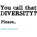 You call that diversity?