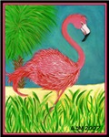 Pink Flamingo: Chillin In The Pink