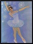 Snow Princess Ballerina