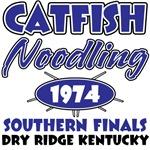 Catfish Noodling Kentucky