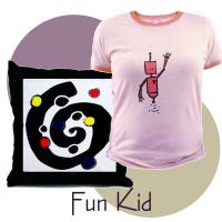 Fun Kid Shirts and Gifts