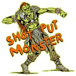 shot put monster