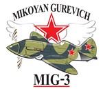 Mig-3 mikoyan gurevich