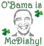 O'Bama Is McDishy
