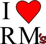 I Love RM's
