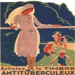French TB poster