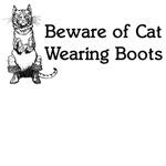 WH Robinson's Beware Cat