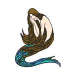 Abbott's Mermaid (Color)