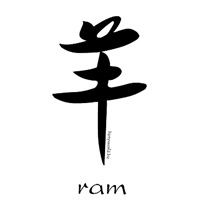 Year of the Sheep / Ram / Goat (2)