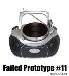 Failed Prototype #11