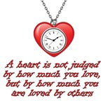 A Heart is Not Judged #2