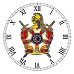 DeMolay Clock