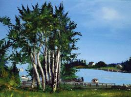 Maine Coast Art