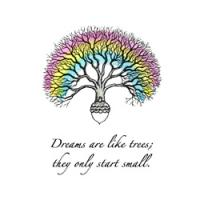 Dreams are like trees