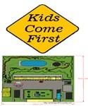 kids teen center Section