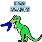 I AM GRUMPY