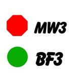 Start BF3 Stop MW3