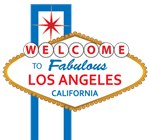 Welcome to Los Angeles (Vegas Sign)
