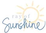 Ray of Sunshine (blue)