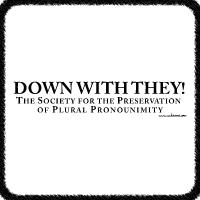 Down with They!