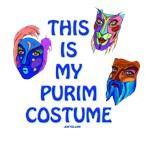 My Purim Costume