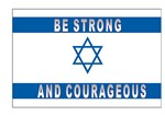 Israel Be Strong