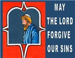 Forgive Us Jewish New Year Card