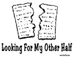 Looking For My Other Half