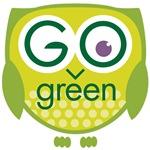 Go Green Owl