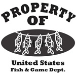 1002 Property of Fish & Game