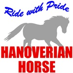 Ride With Pride Hanoverian Horse