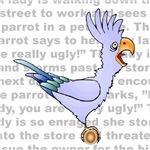 Funny Bird T-Shirts