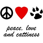Peace, Love and Cattiness