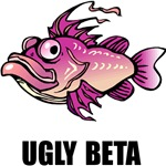 Ugly Beta Fish