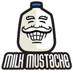 Milk Mustache Shirts and Gifts