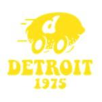Detroit Lemon Vintage Shirts