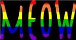 Meow - Gay Pride